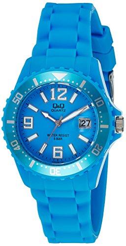 Q&Q Analog Blue Dial Women's Watch - A430J006Y image