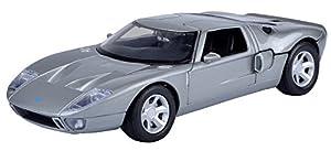 Motor MAX mm73297sl-Ford GT Concept, vehículos, Plata