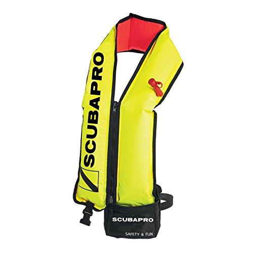 Scubapro Kombi Boje Safety & Fun - Boje und Schwimmhilfe in einem- ideal für Schnorchler