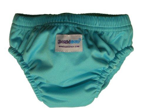 Bambinex NAPSWIM-S Schwimmwindel Small (Größe 56), türkis