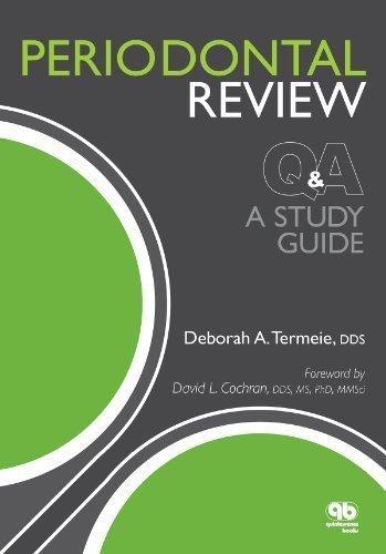 Periodontal Review Stg edition by Deborah Termeie (2013) Paperback