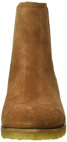 Ca'Shott A16030, Bottes Classiques femme Marron - Braun (COGNAC SUEDE 55)