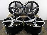 4 Alufelgen Meisterwerk MW05 20 Zoll passend für QX30 AWD Typ H15 Felgen ET 32 LK 5x112 NEU
