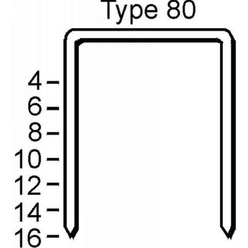 Schneider C420003 Agrafes Type 80