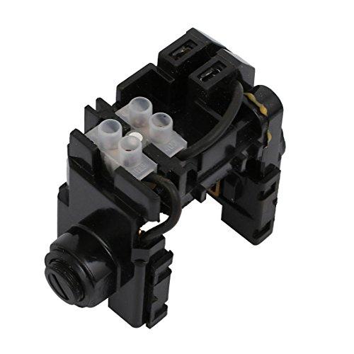 sourcing map Kohlebürstenhalter Elektrowerkzeug Unterstützung Winkelschleifer 7,6 x 6,8mm de