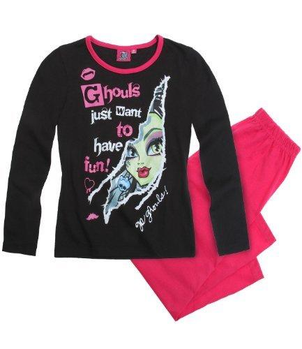 Monster High Pyjama pink (140)