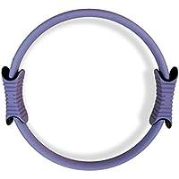 FA Sports Saturnio Pilates-Ringe, Violett, 38 cm