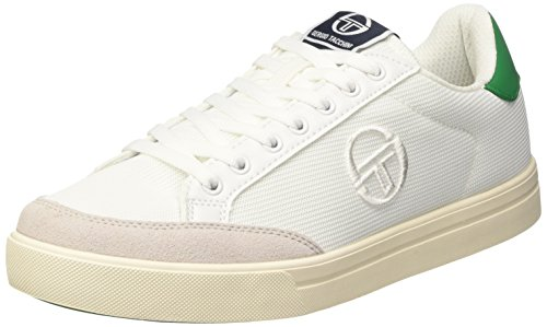 Sergio Tacchini Road Play Mesh, Sneakers basses homme Avorio (Off White)