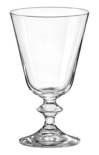 Bohemia Crystal – Weinkelche, 6er-Set, 23cl, Glas, transparent, 26x 18x 16cm