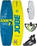 JOBE LOGO 138 Package 2016 blue + Rope + Bag