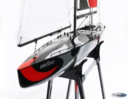 RC Boot Segelboot Segelschiff MONSOON RTR 2,4 Ghz Regattayacht 1800mm
