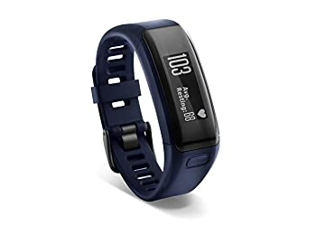 Vivosmart HR Activity Tracker Regular Fit - Midnight Blue (Deep Blue)