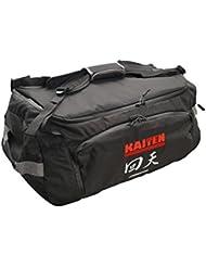 Kaiten-Kamikaze–Bolsa de deporte de mochila de bolsillo 60ltr. Negro