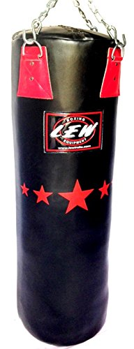 1. LEW Classic Synthetic Leather Punching Bag