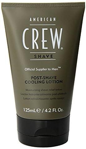Post Shave Cooling Lotion Soin Réparateur Hydratant Après Rasage 125ml