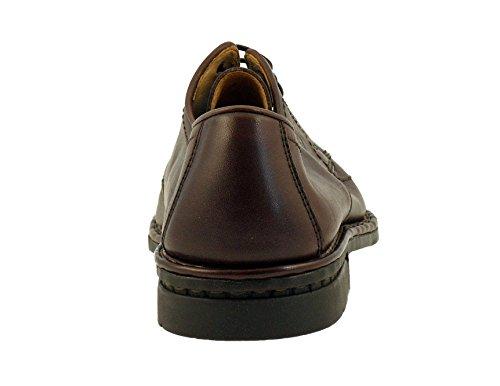 Chaussures lacets FLUCHOS 5500 - 2 coloris Marron