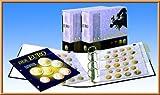 Lindner 1108M Vordruckalbum Euro-Kursmünzensätze: Alle Euro-Länder