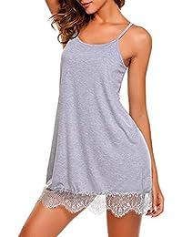 8ec9b6b57de9 Amazon.es: Pijamas de una pieza - Ropa de dormir: Ropa
