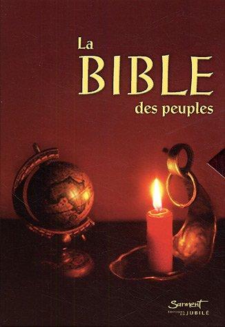 La Bible des peuples (1Cédérom)