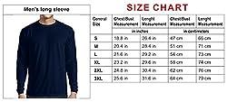 Long sleeve t shirt men I Love you to the moon and back - love clothing by VACOM ADVARTAIZING Ltd