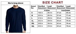 N4690L T-Shirt mit langen Ärmeln Born To Ride! motorcycle clothing