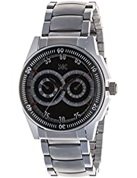 KILLER Analogue Black Dial Men's Watch - KLW5015C