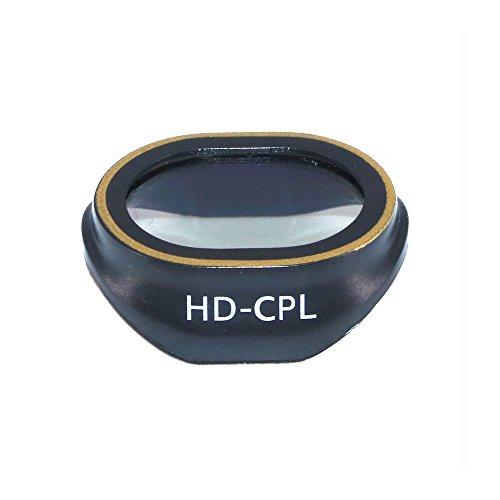 PENIVO Spark Polarisator Filter, Protector Kameraobjektiv CPL Filter für DJI Spark Drone Zubehör