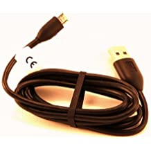 HTC – Cable USB de datos para HTC Desire 820 Type Micro USB DC M410