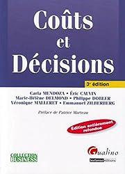 Coûts et décisions -3