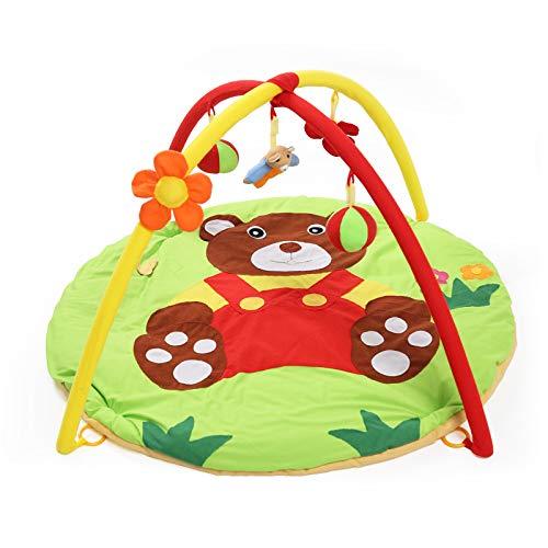 HaoLiao Tapis de bébé, Tapis de Jeu de Couverture pour bébé,Green