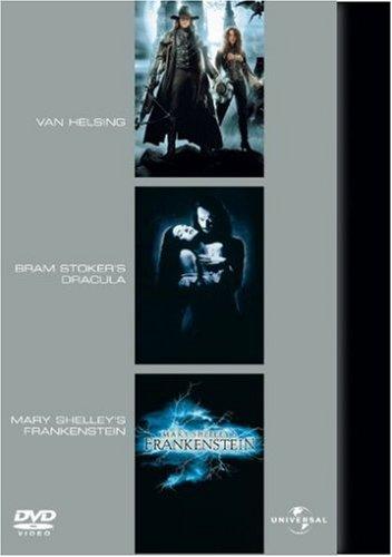 Bild von Van Helsing / Bram Stoker's Dracula / Mary Shelley's Frankenstein [3 DVDs]
