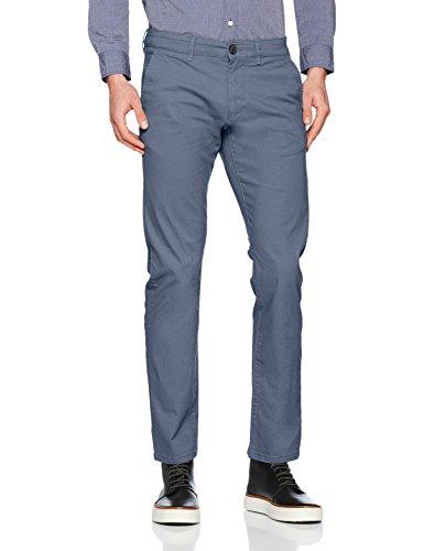 Vintage Chino (SELECTED HOMME Herren Hose Shhthreeparis Vintage Indigo Pants Noos, Blau (Vintage Indigo), W34/L32 (Herstellergröße: 34))