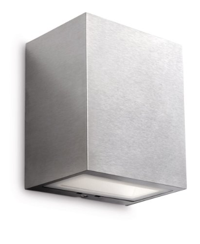 Philips Flagstone Lanterne Murale LED Inox