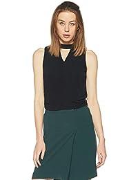 ONLY Women's Halterneck Vest Top