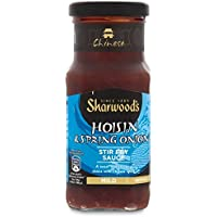Sharwood's Hoi Sin & Spring Onion Stir Fry Sauce 195g
