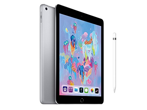 Apple IPad 97 2018 128GB 4G Space Grey Unlocked Certified Refurbished