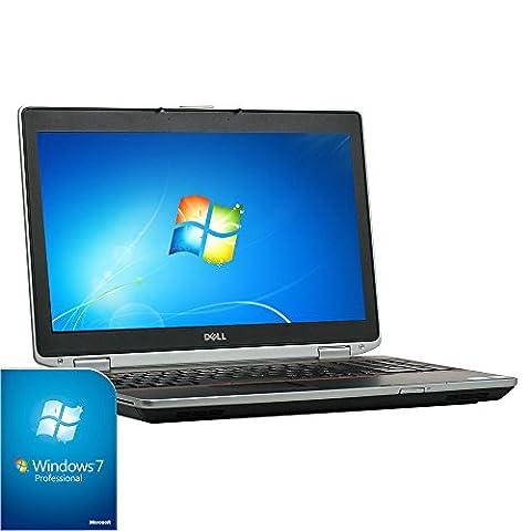 Dell Latitude E6520 Business Notebook 15,6 Zoll (Intel Core i5