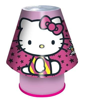 lampe de chevet hello kitty luminaires et eclairage. Black Bedroom Furniture Sets. Home Design Ideas