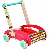 Andador para bebés ABC Buggy de Janod