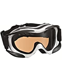 Northland Schutzbrille Powdersnow, Silver/ Black