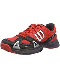 Wilson RUSH PRO JUNIOR - Zapatillas de tenis infantil