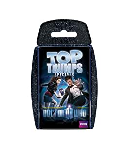 Top Trumps Specials: Doctor Who (Pack No.4)