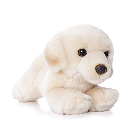 Aurora World 11-Inch Luv to Cuddle Labrador (Golden)