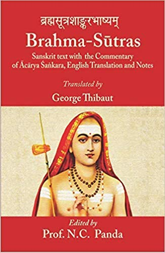 Brahma-Sutras : Sanskrit text with the commentary of Archya Sankara English Translation notes [Hardcover] Prof. N.C.Panda