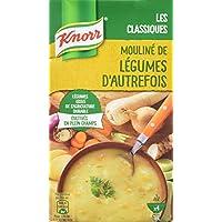 Knorr Soupe Mouliné de Légumes d'Autrefois 1 L