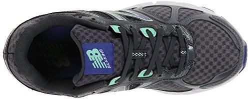 New Balance 670v1, Scarpe da Corsa Donna Lead/Pistachio