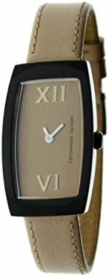 Adolfo Dominguez Watches 69018 - Reloj de Señora movimiento de cuarzo con correa de piel Marron