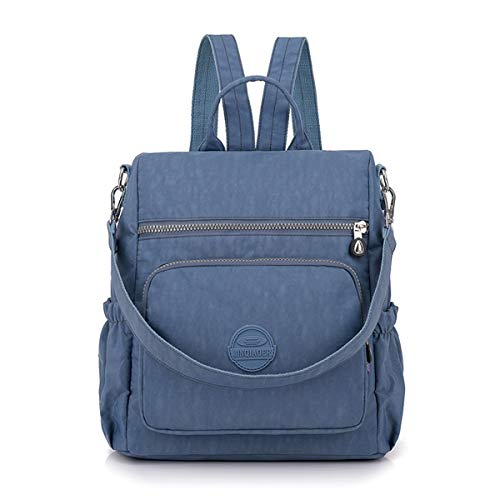 89a6f9ff874a Women Backpack Handbag Nylon, JOSEKO Kipling Backpack Multi-Function School  Bag Rucksack Anti-Theft Waterproof Shoulder Bag Messenger Cross Body ...