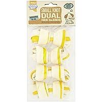 Armitage Good Boy - Paquete de 4 Snacks con Nudos de Pollo (Talla Única/Variado)