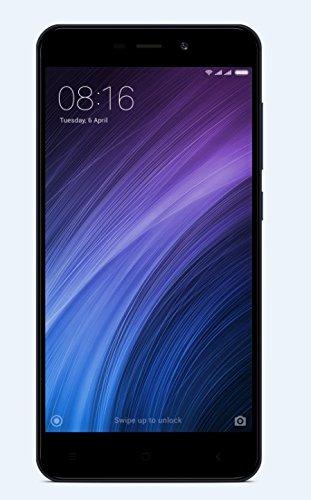 Xiaomi Redmi 4A 32G pantalla 5'' [Versión Española] Gris